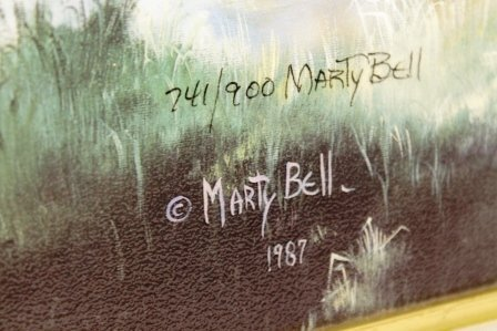 Marty Bell Lower Brockhampton Manor 1987 Lot 62