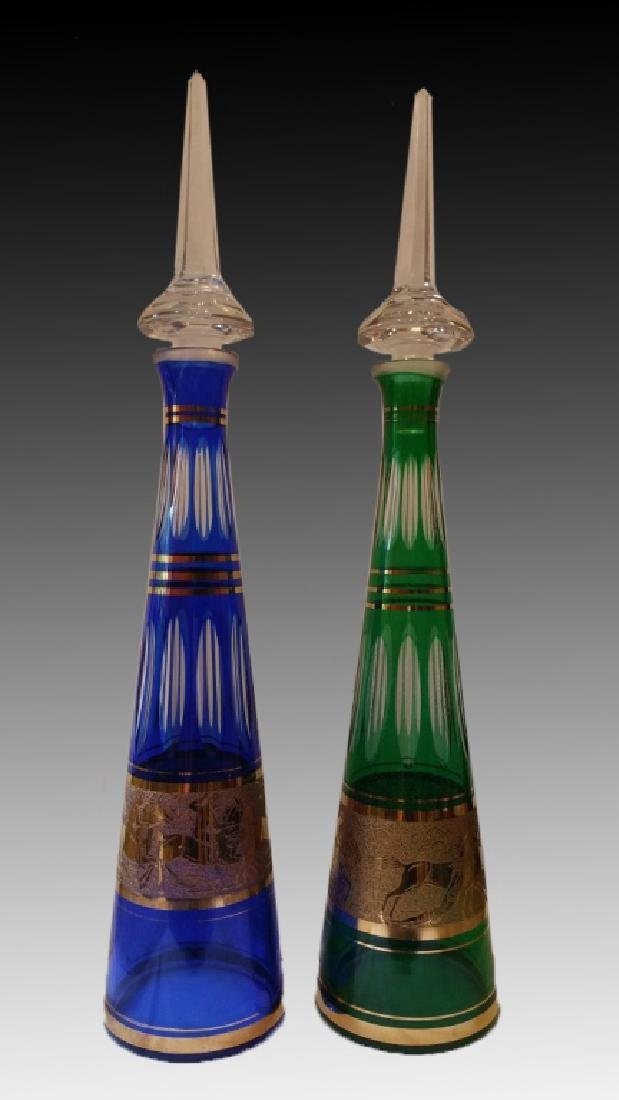 MOSER DECANTERS