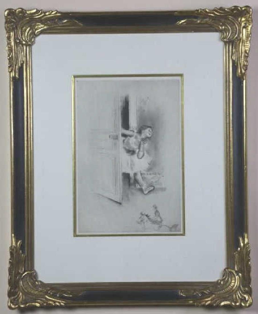 LOUIS AUGUSTE MATHIEU LEGRAND (1863-1951)