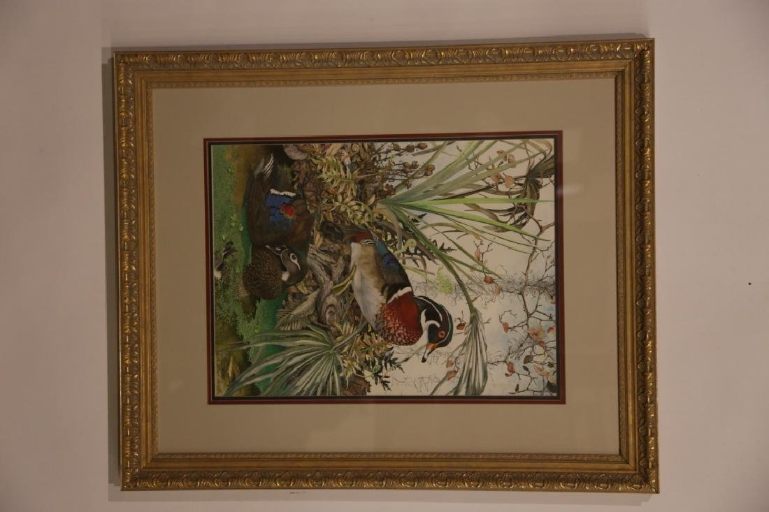 SALLIE ELLINGTON MIDDLETON, SIGNED, AUDUBON - 2