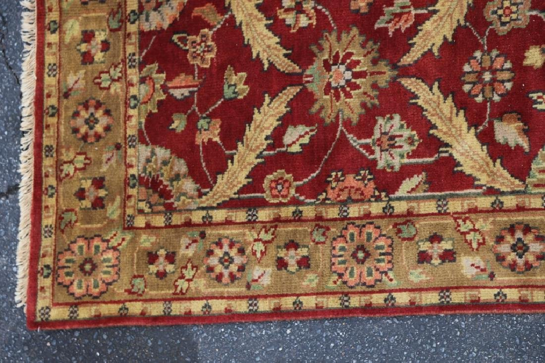 HAND WOVEN PERSIAN ROOM SIZE RUG - 3