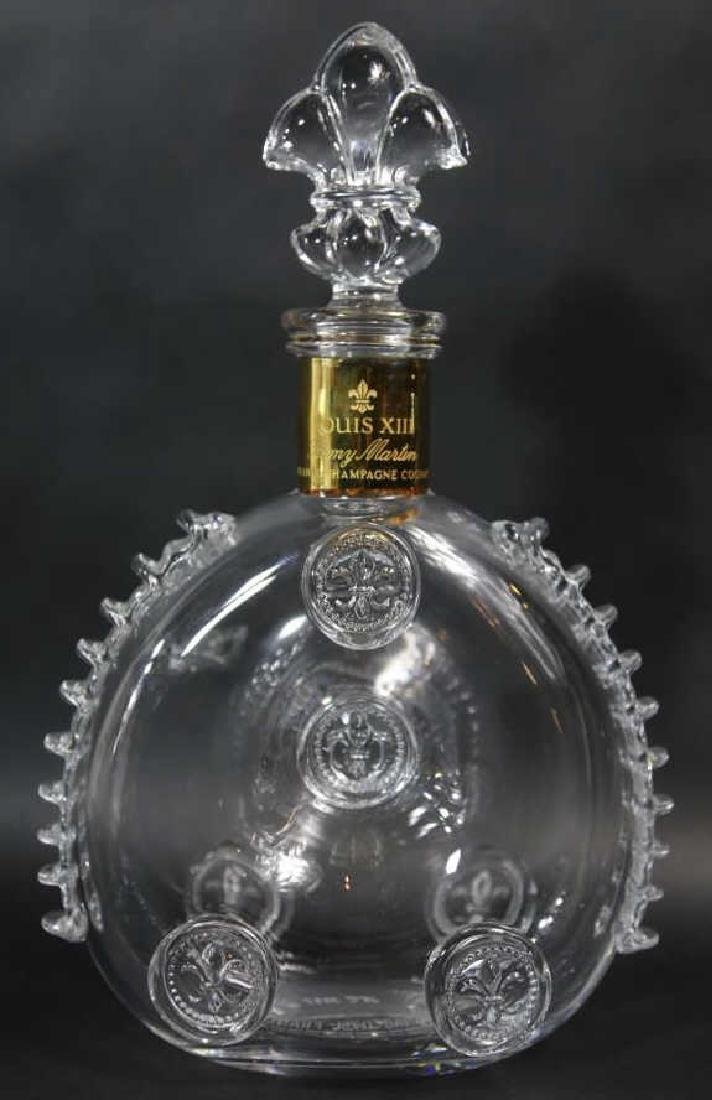 BACCARAT CRYSTAL REMY MARTIN DECANTER - 5