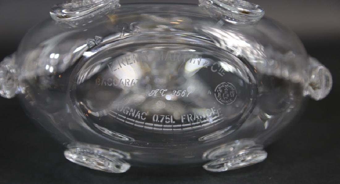 BACCARAT CRYSTAL REMY MARTIN DECANTER - 6