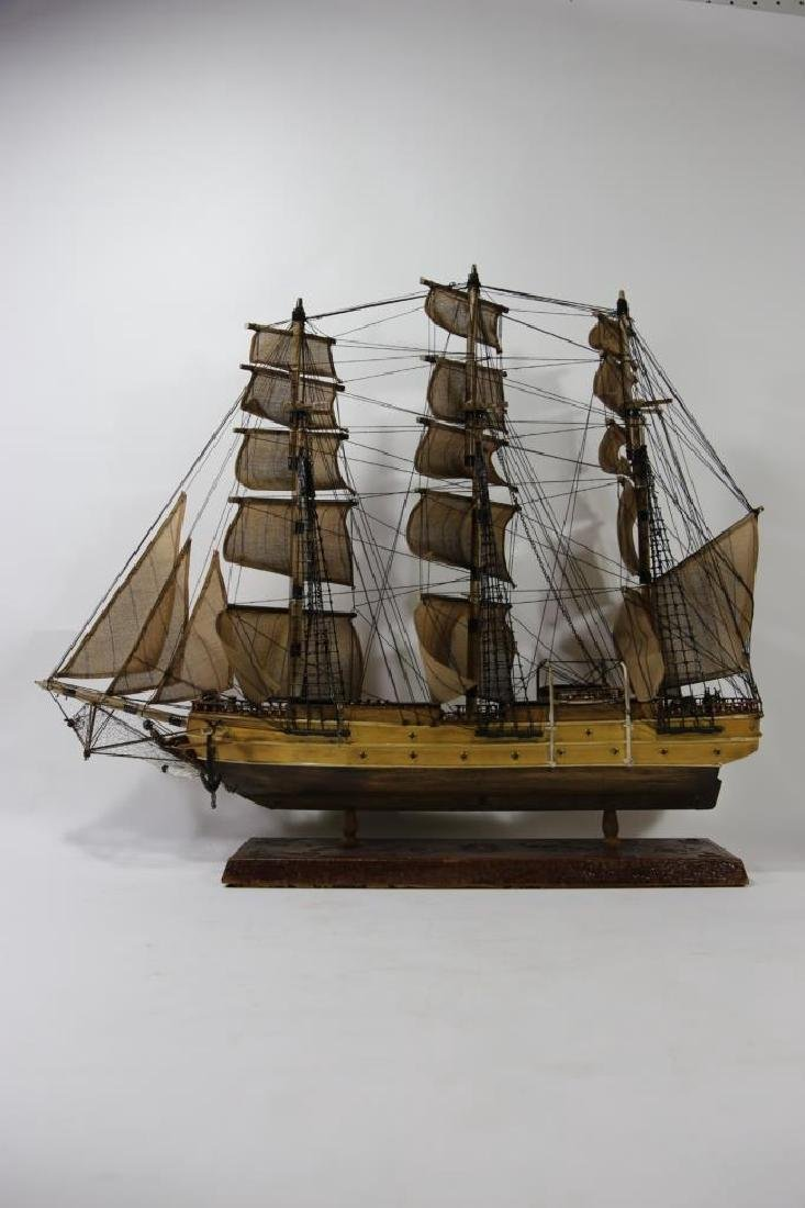 NAUTILUS 1866 SHIP'S MODEL - 10