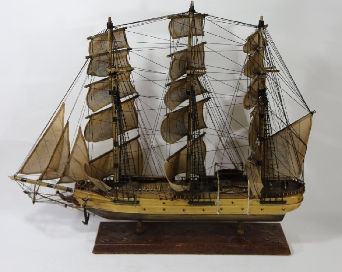 NAUTILUS 1866 SHIP'S MODEL