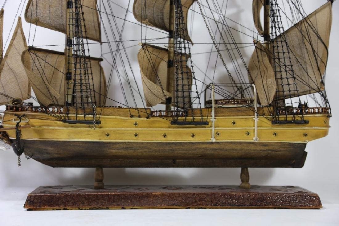 NAUTILUS 1866 SHIP'S MODEL - 5