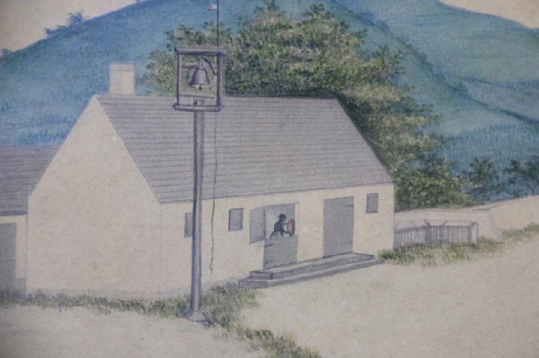 L.J. HARBOE 1840 ST CROIX ORIGINAL  DRAWING - 8