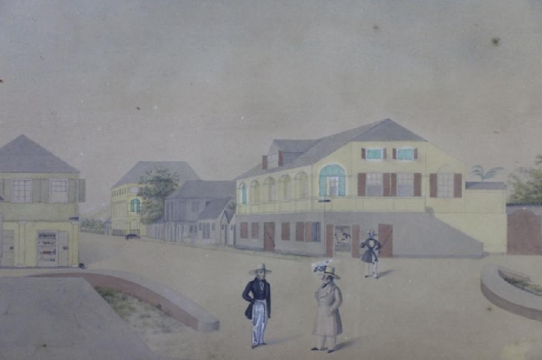 L.J. HARBOE 1840 ST CROIX ORIGINAL DRAWING - 6