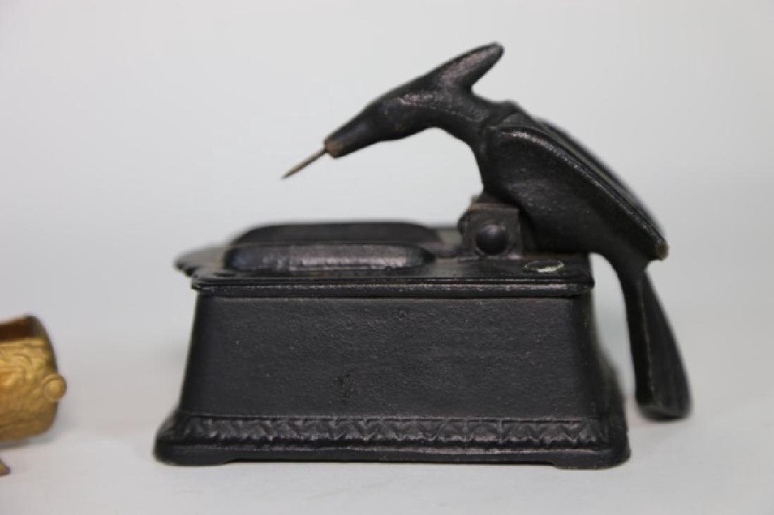 VINTAGE CIGAR / LIGHTER BIRD PICKERS - 5