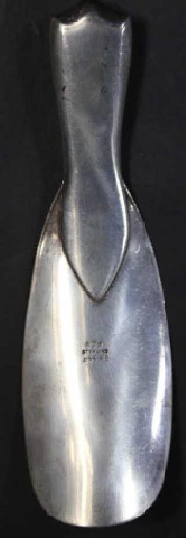 STERLING SILVER GORHAM SHOW HORN - 4