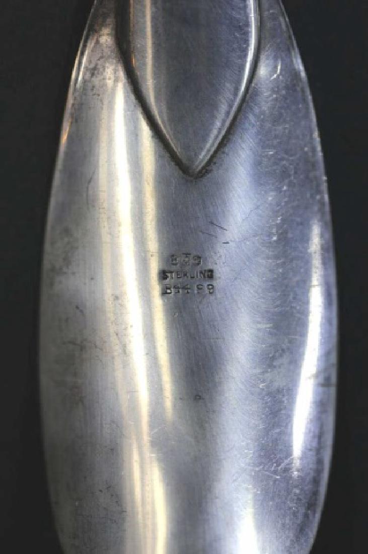 STERLING SILVER GORHAM SHOW HORN - 5