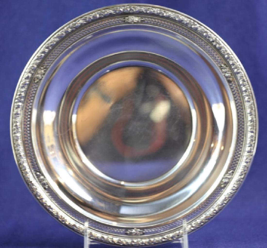 WALLACE STERLING SILVER PLATE - 6
