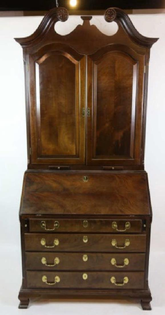 MAITLAND SMITH  SLANT FRONT BLIND SECRETAIRE - 10