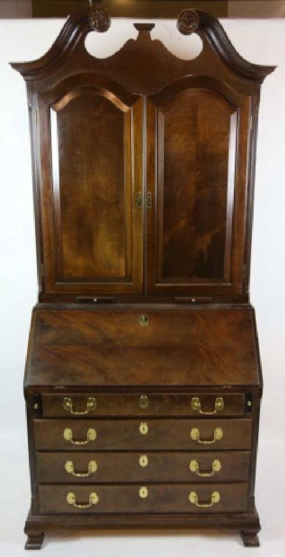 MAITLAND SMITH  SLANT FRONT BLIND SECRETAIRE