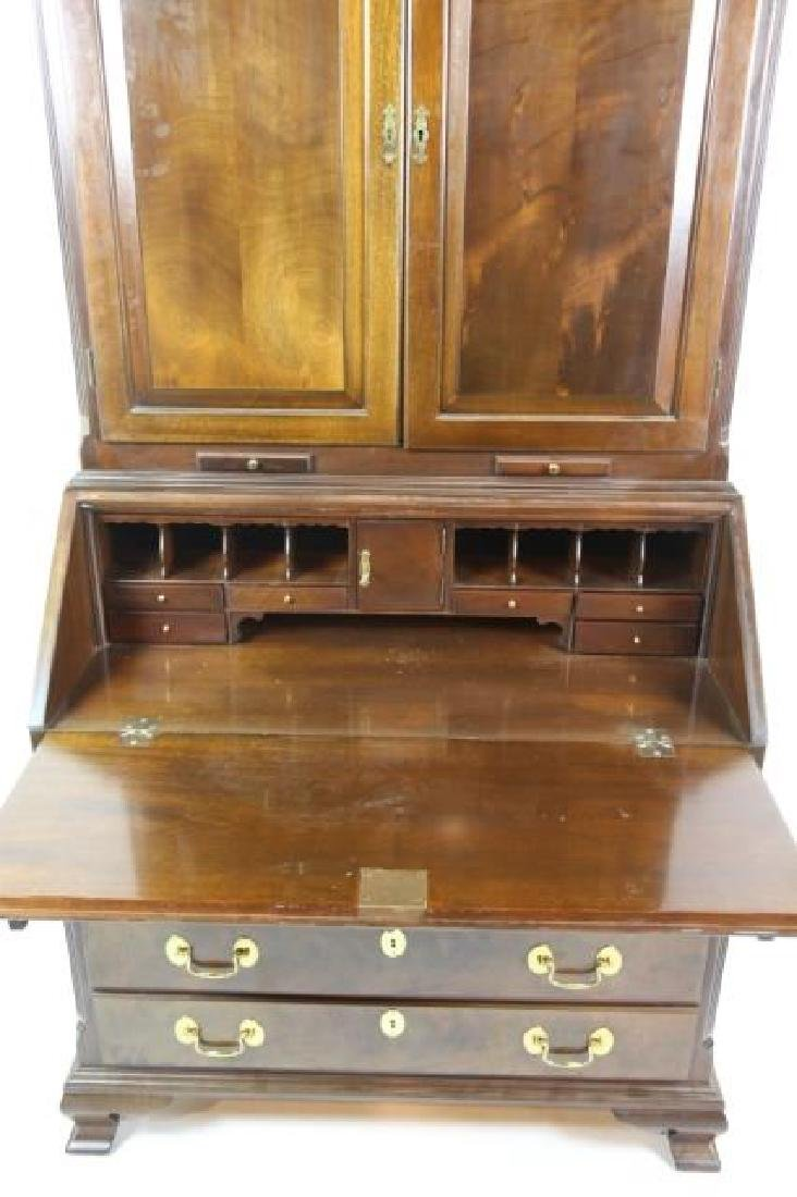 MAITLAND SMITH  SLANT FRONT BLIND SECRETAIRE - 9
