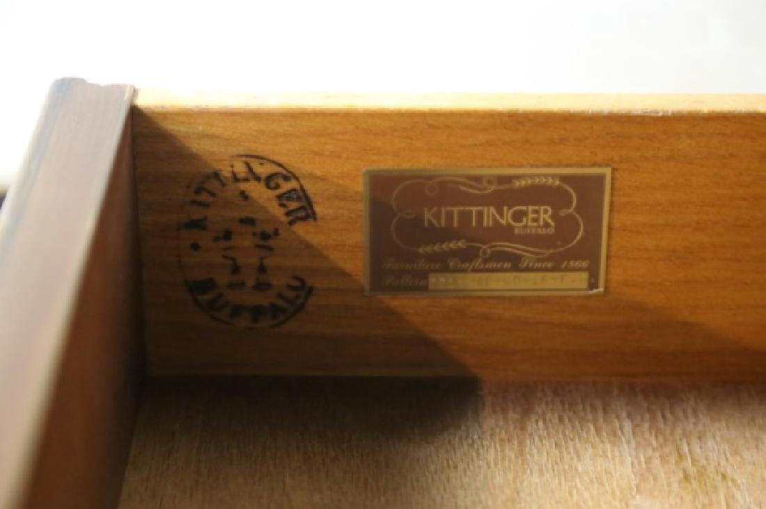 KITTINGER MID CENTURY PALATIAL  BOOKCASE DESK - 2