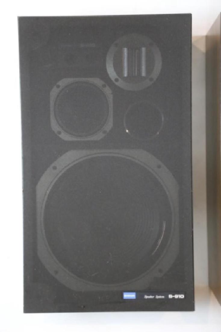 PIONEER VINTAGE S-910 HI-FI STEREO SPEAKERS - 3