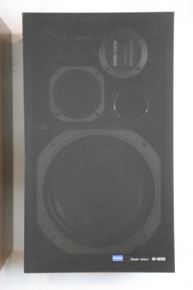PIONEER VINTAGE S-910 HI-FI STEREO SPEAKERS - 4