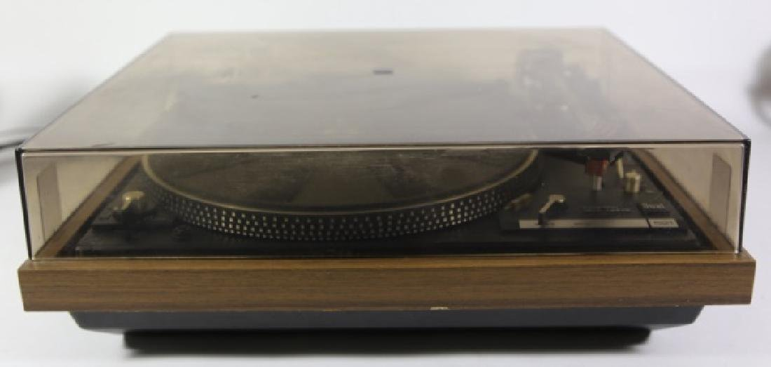 DUAL VINTAGE RECORD PLAYER