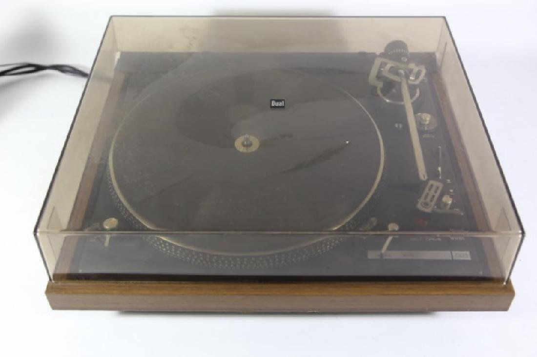 DUAL VINTAGE RECORD PLAYER - 2