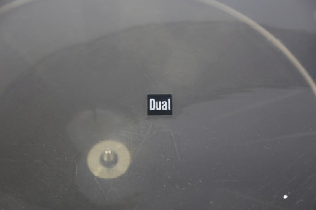 DUAL VINTAGE RECORD PLAYER - 3