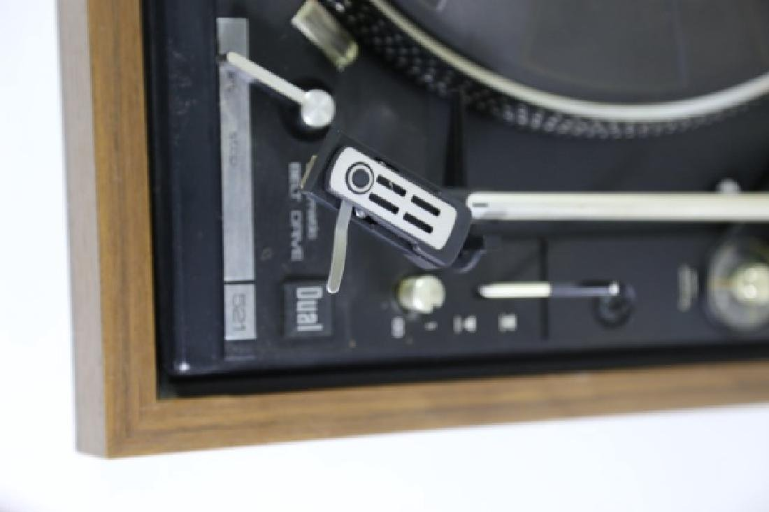 DUAL VINTAGE RECORD PLAYER - 5