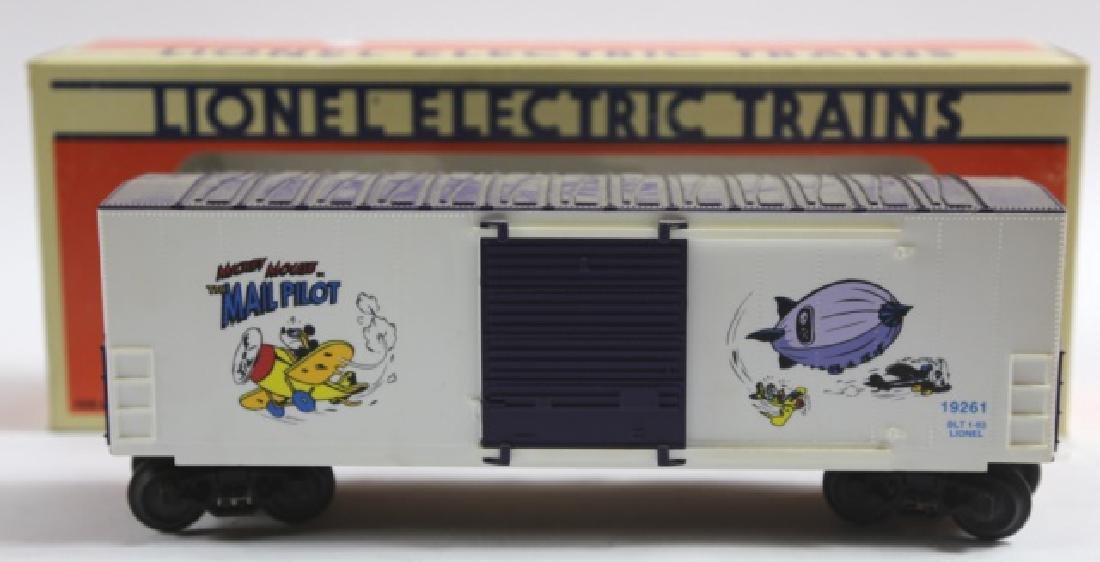 LIONEL MICKEY MOUSE MAIL PILOT BOXCAR 19261