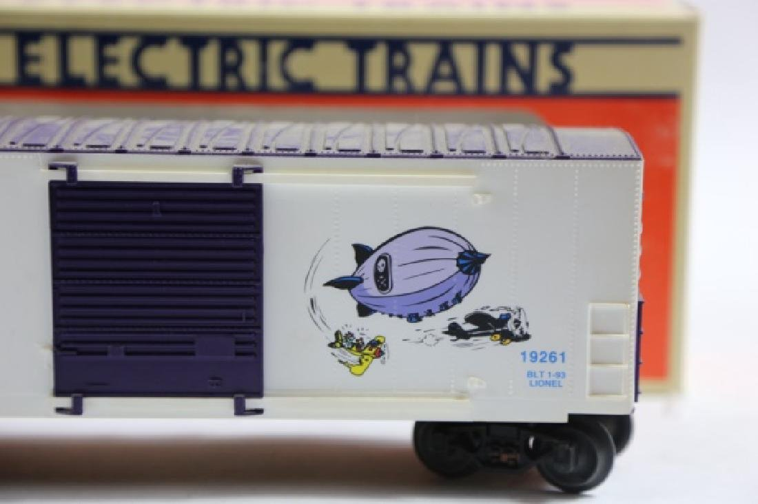 LIONEL MICKEY MOUSE MAIL PILOT BOXCAR 19261 - 3