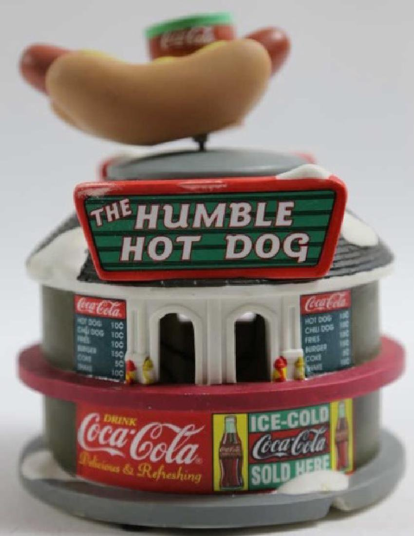 "RAIL KING ""THE HUMBLE HOT DOG"" TRAIN TABLE HOUSE"