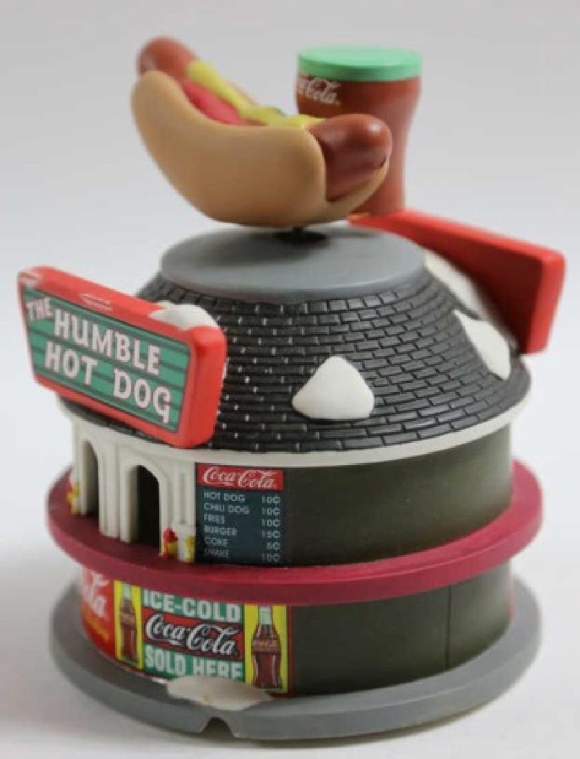"RAIL KING ""THE HUMBLE HOT DOG"" TRAIN TABLE HOUSE - 3"