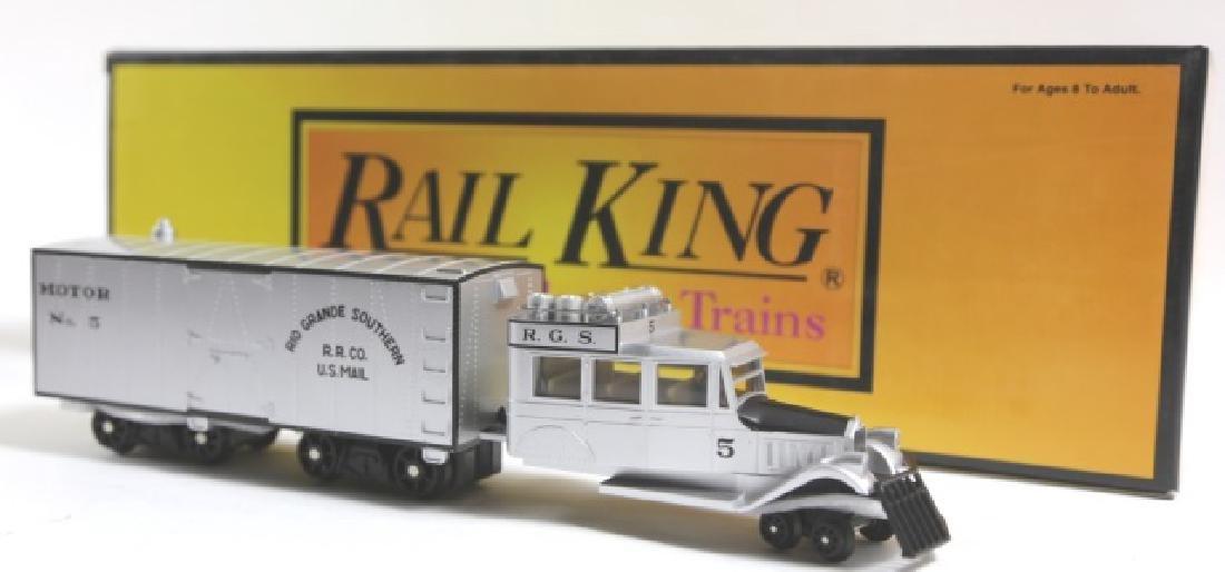"""RAIL KING """"GALLOPING GOOSE"""" RIO GRANDE DIESEL"""