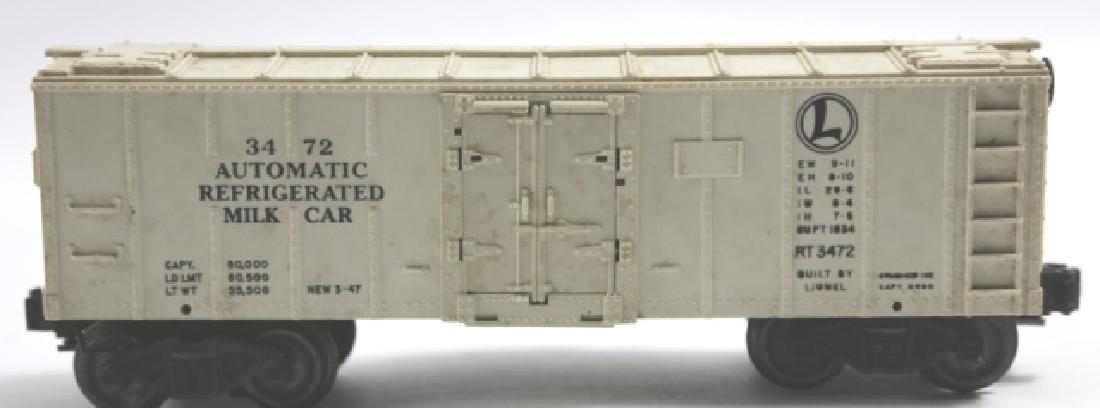 LIONEL VINTAGE AUTOMATIC REFRIGERATION STOCK CAR - 2