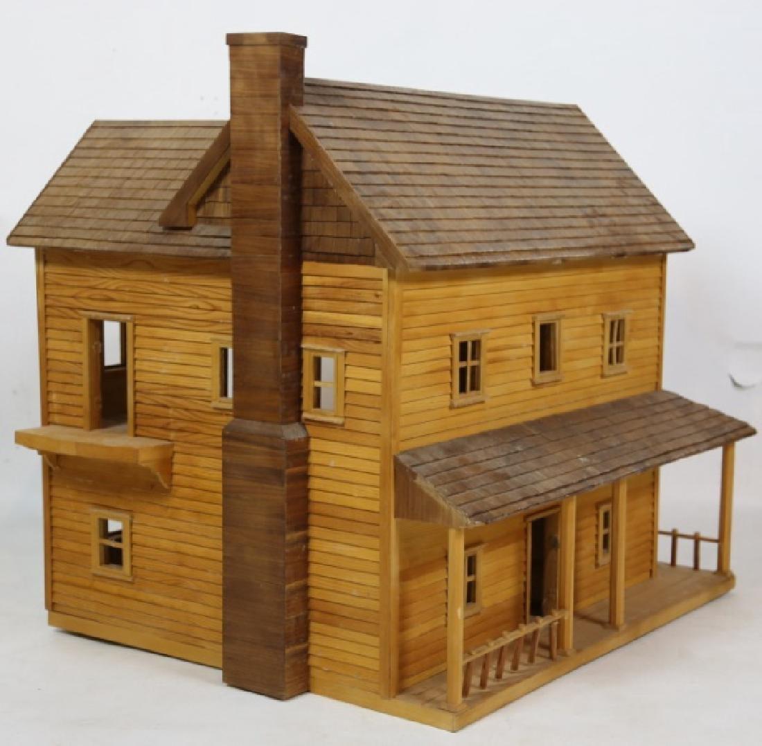 VERY FINE CUSTOM PLAY / DOLL HOUSE - 3