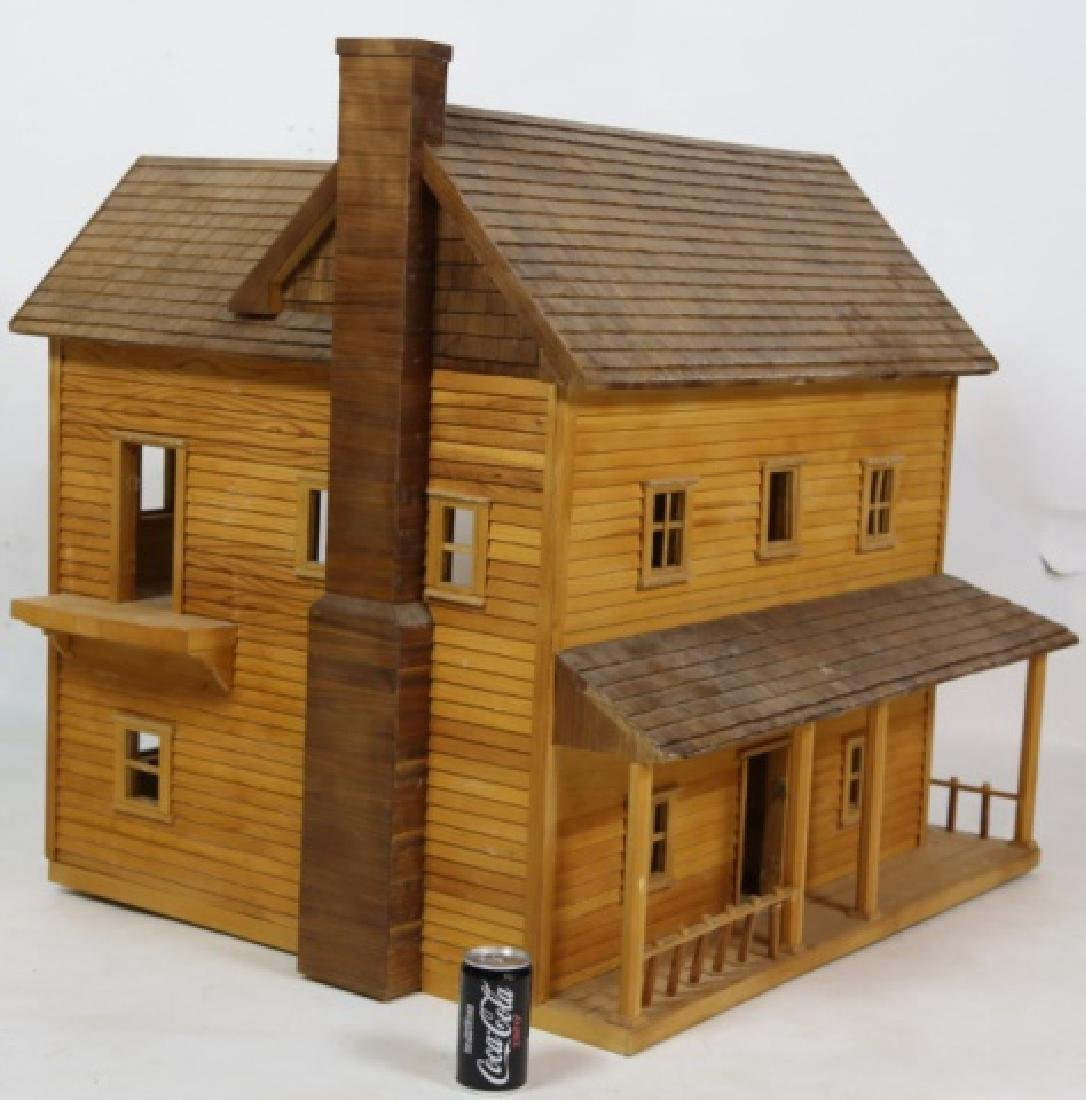 VERY FINE CUSTOM PLAY / DOLL HOUSE - 5