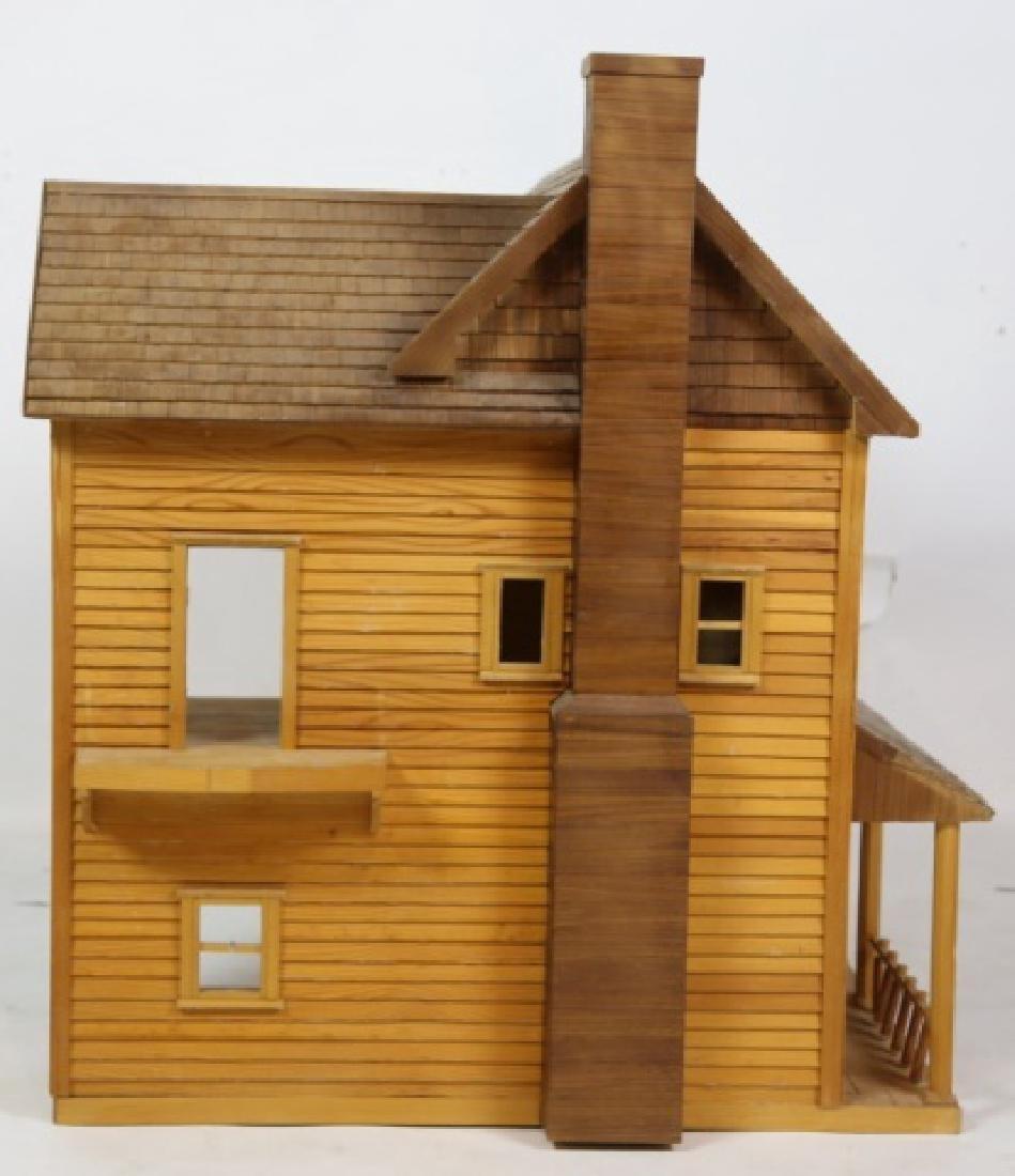 VERY FINE CUSTOM PLAY / DOLL HOUSE - 6