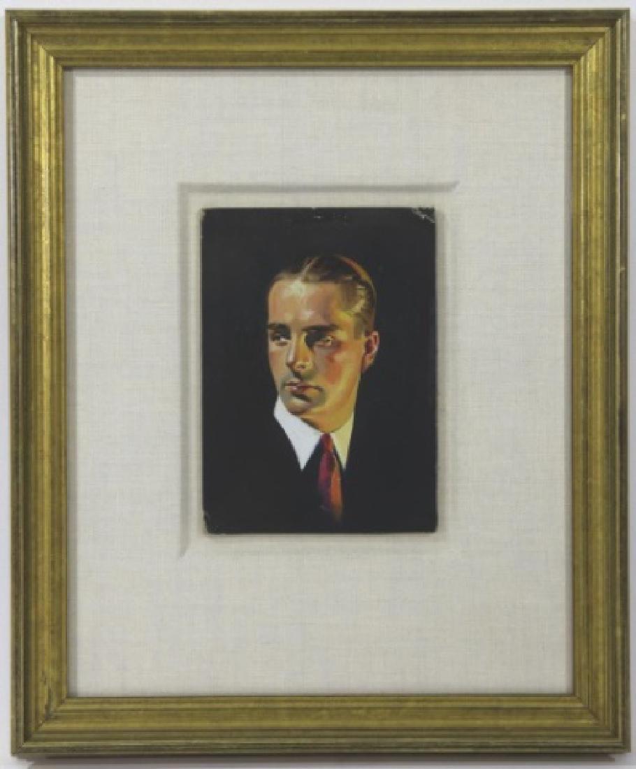 ROBERT C. KAUFFMANN (AMERCIAN 1900-1999)ORIGINAL