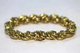 Tiffany & Co. 18k Gold Bracelet
