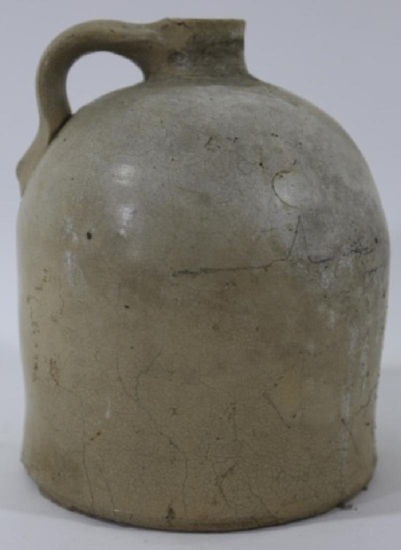 CIVIL WAR ERA SOUTHERN WISKEY JUG - 3