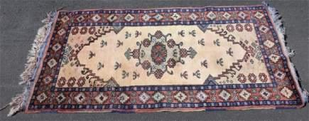 PERSIAN ANTIQUE HAND WOVEN AFREA CARPET