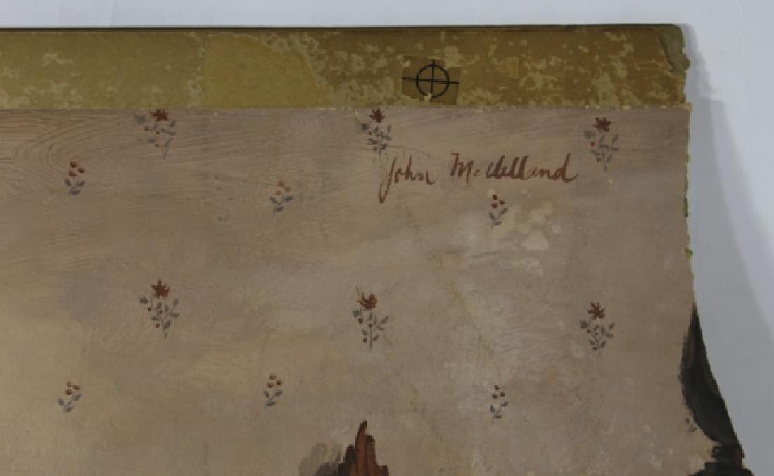 JOHN McCLELLAND (AMERICAN, 16919-2016) ORIGINAL - 5