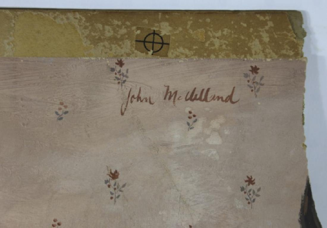 JOHN McCLELLAND (AMERICAN, 16919-2016) ORIGINAL - 7
