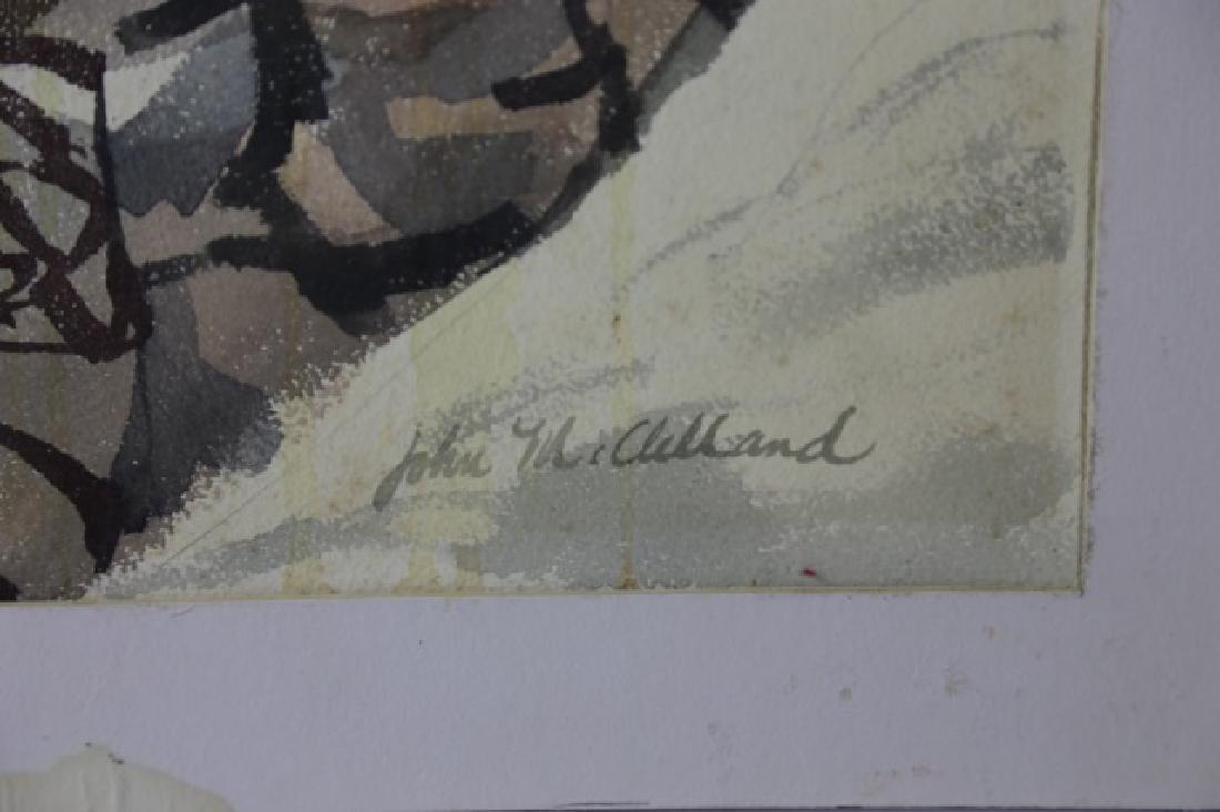 JOHN McCLELLAND (AMERICAN, 1919-2016) ORIGINAL - 5