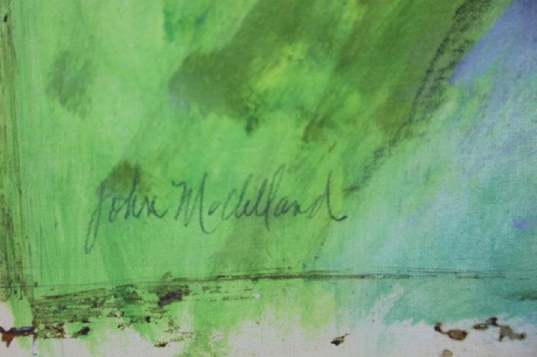 "JOHN McCLELLAND (AMERICAN 1919-2016)""THE GARDENER"" - 5"