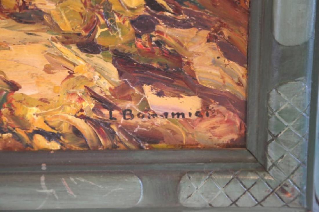 LOUIS BOMAMICI (1878-1966 ITALIAN) ORIGINAL - 6