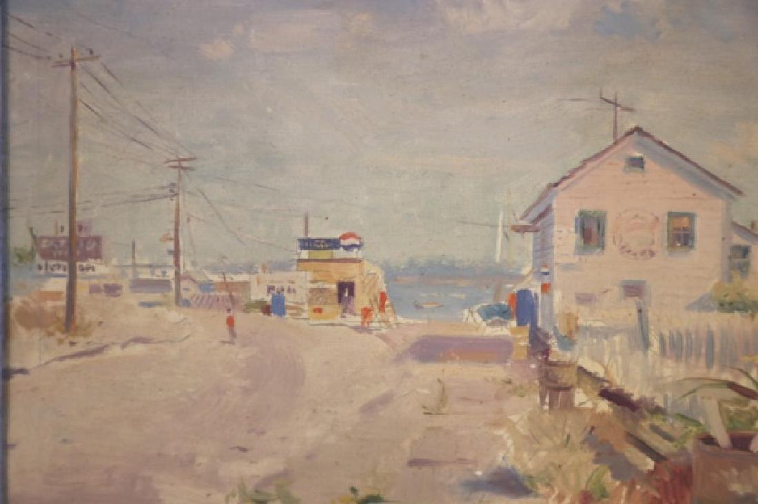 ROBERT C. KAUFFMANN (AMERCIAN 1900-1999) ORIGINAL - 2