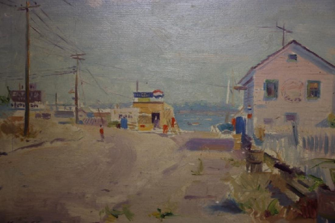 ROBERT C. KAUFFMANN (AMERCIAN 1900-1999) ORIGINAL - 6