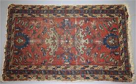ANTIQUE PERSIAN AREA RUG
