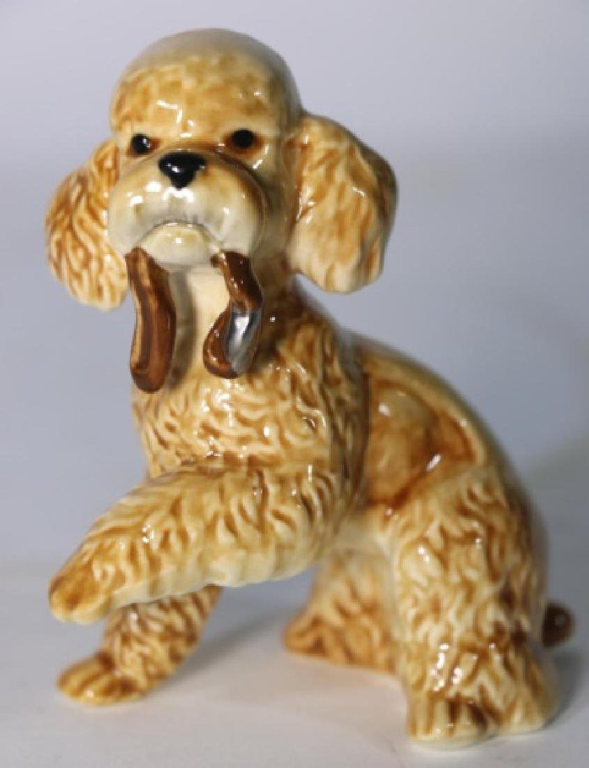 GOEBEL PORCELAIN COCKER SPANIEL FIGURINE