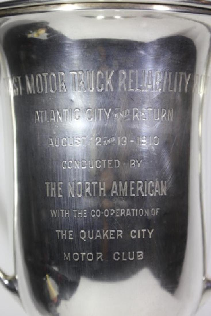 1910 MOTOR TRUCK RELIABILITY RACE STERLING - 8