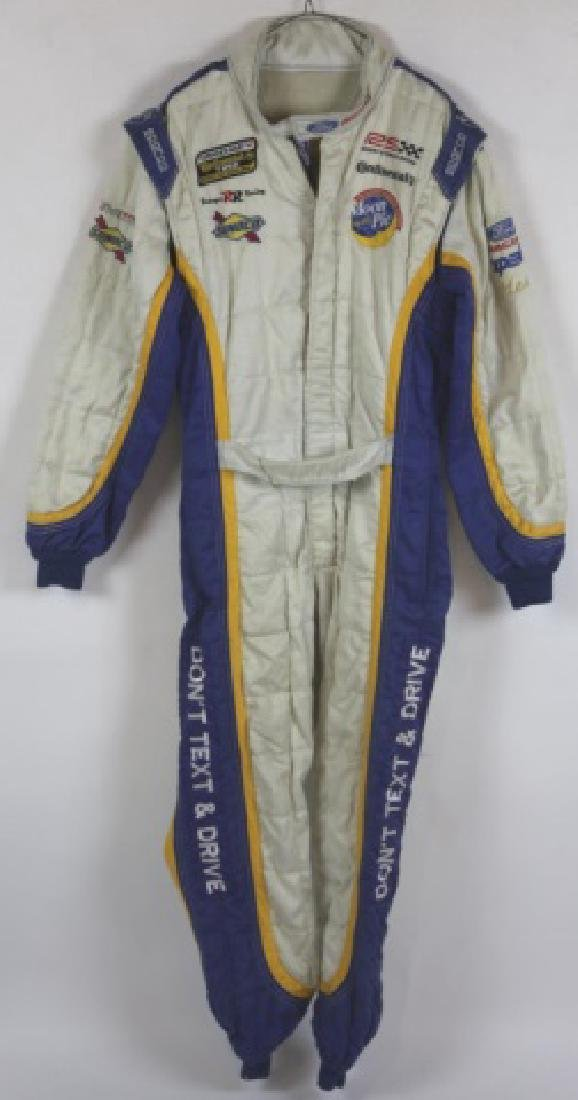 FORD RACE CAR DRIVER UNIFORM